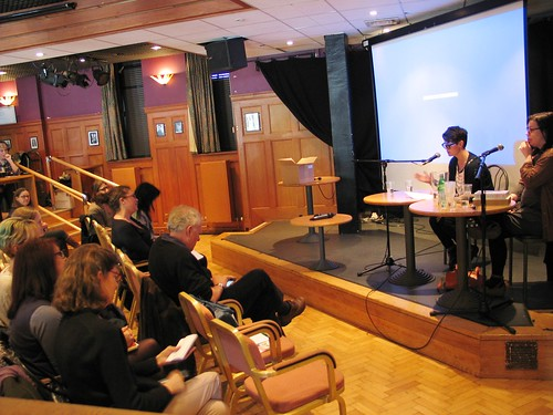 The Business writing event at Pleasance Cabaret Bar (10)