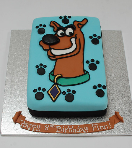 Phenomenal Scooby Doo Cake Beautiful Birthday Cakes Funny Birthday Cards Online Alyptdamsfinfo