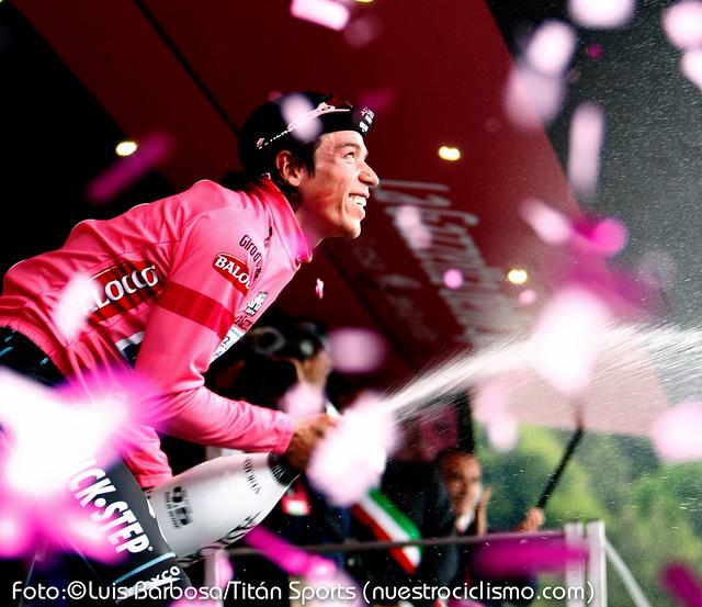 Et14. Giro de Italia 2014