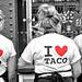 I ♥ TACO x3 by tootdood