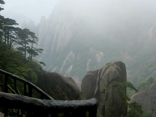 Jiangxi-Sanqing Shan-3 sentier du soleil (57)