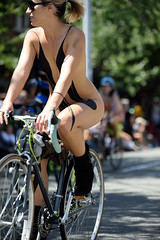 Fremont Summer Solstice Parade Cyclist 2014 (63)