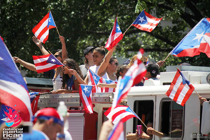 Puerto Rican Day Parade 2014
