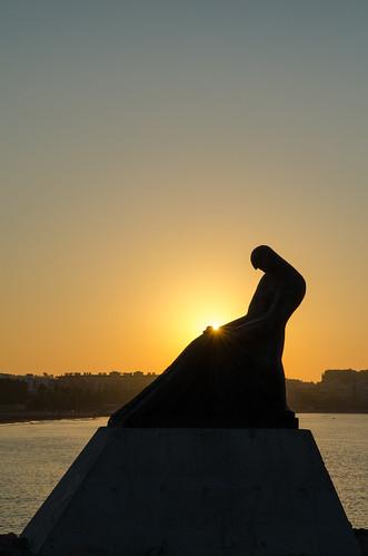 Fischer Denkmal