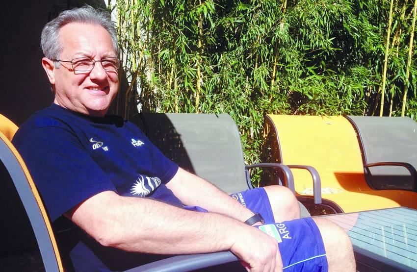 Julio Velasco en Francia