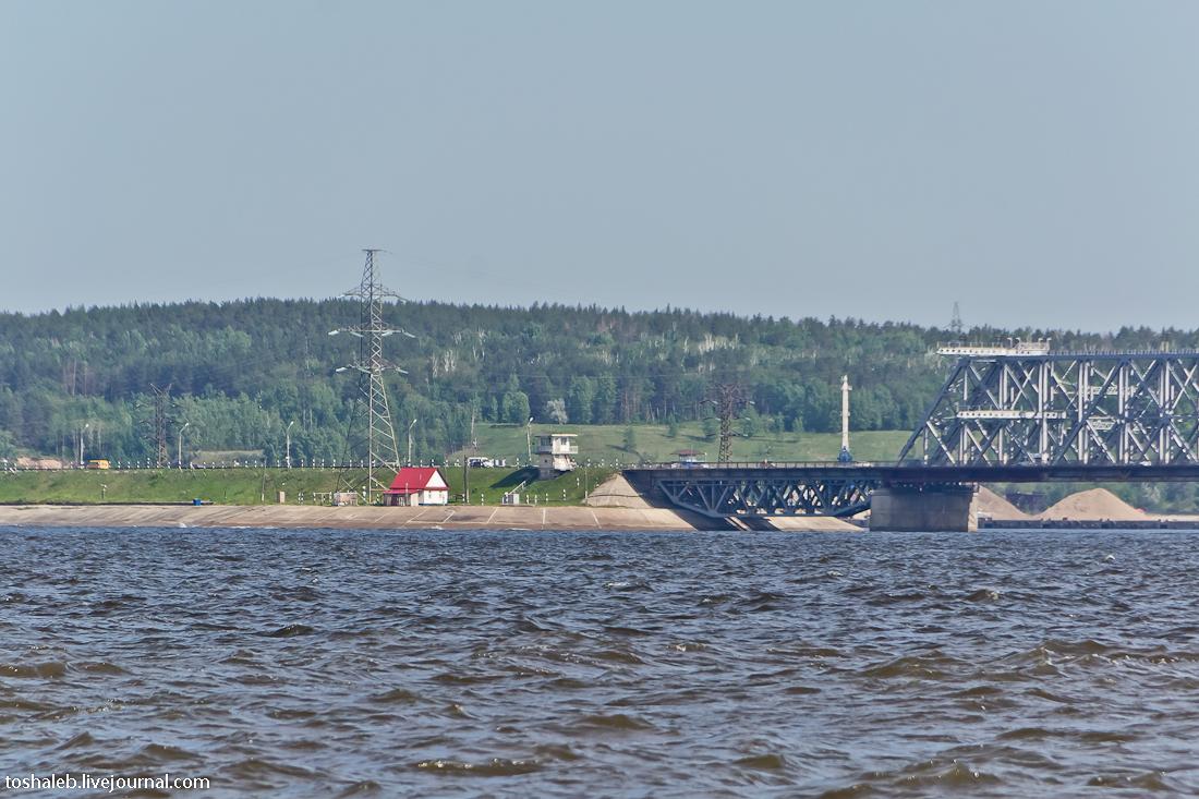 Куйбышевское водохранилище-66