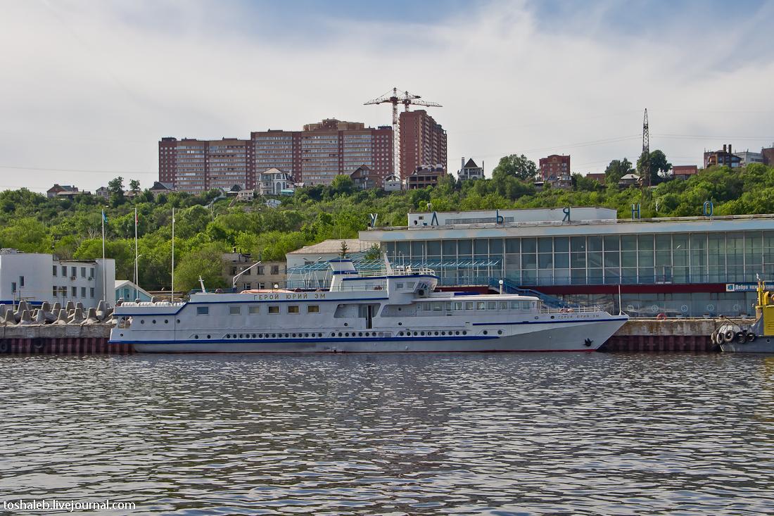 Куйбышевское водохранилище-78