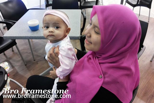 Peneman Hidup - Isteri dan Anakku