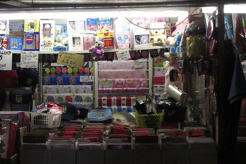 Pat's Card Stall, Openshaw Market, Ogden Lane