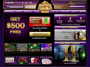 Mummys Gold Casino Home