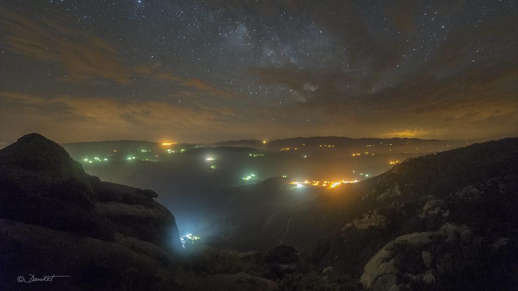 Nocturna en Viveiro