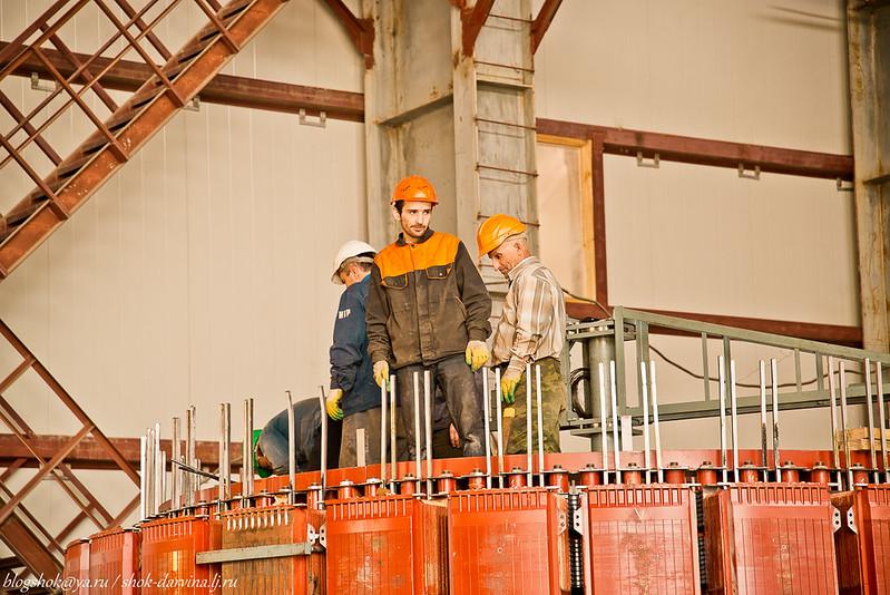 Гоцатлинская ГЭС-32