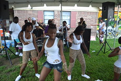 Dancers at the Block Party 025