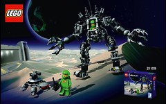 LEGO 21109 - Ideas - Exo Suit
