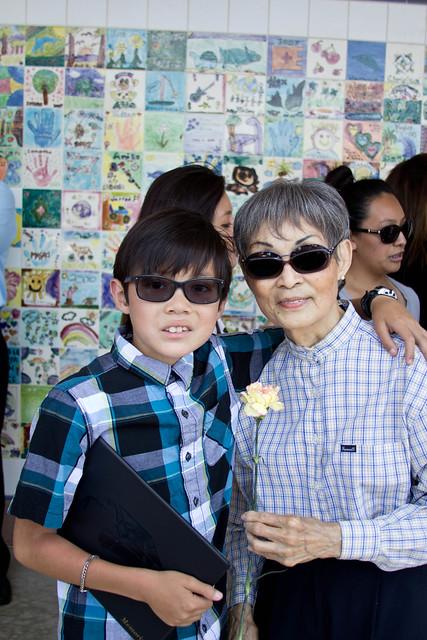 Josh & Grandma