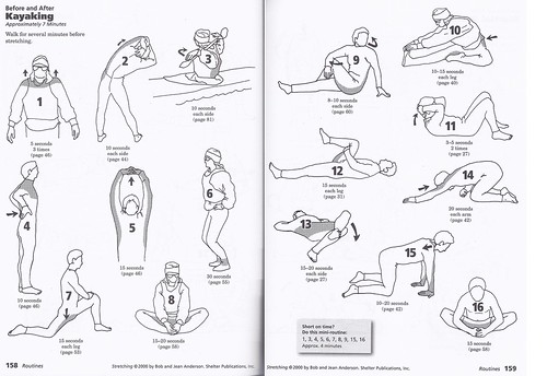 kayaking-stretches