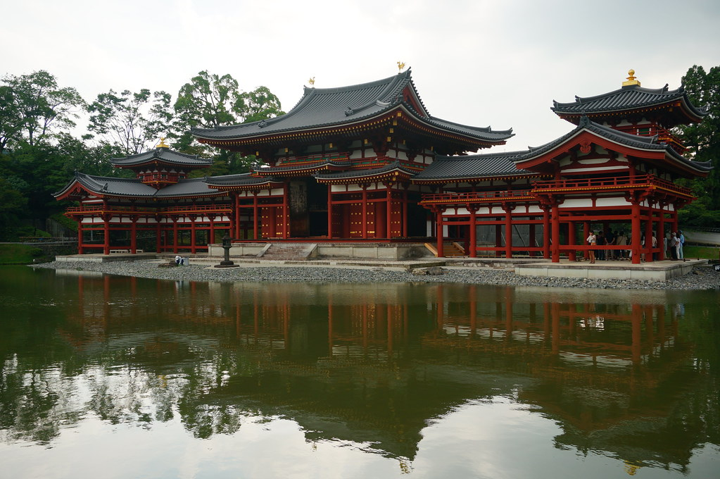 The Phoenix Hall, Kyoto
