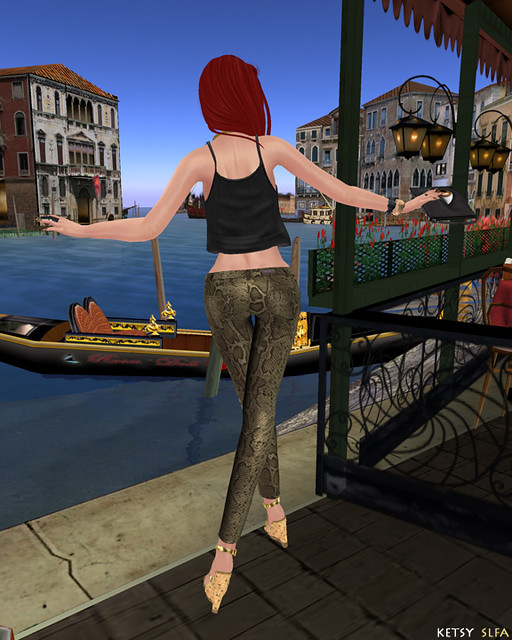Hair Fair - Vodka Mixer (New Post @ Second Life Fashion Addict)