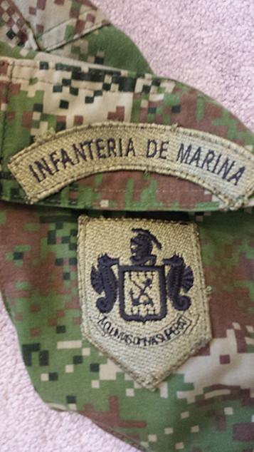 Colombian Digital Camo M65 Field Jacket with Liner 14480118932_47fd3b8aa7_b