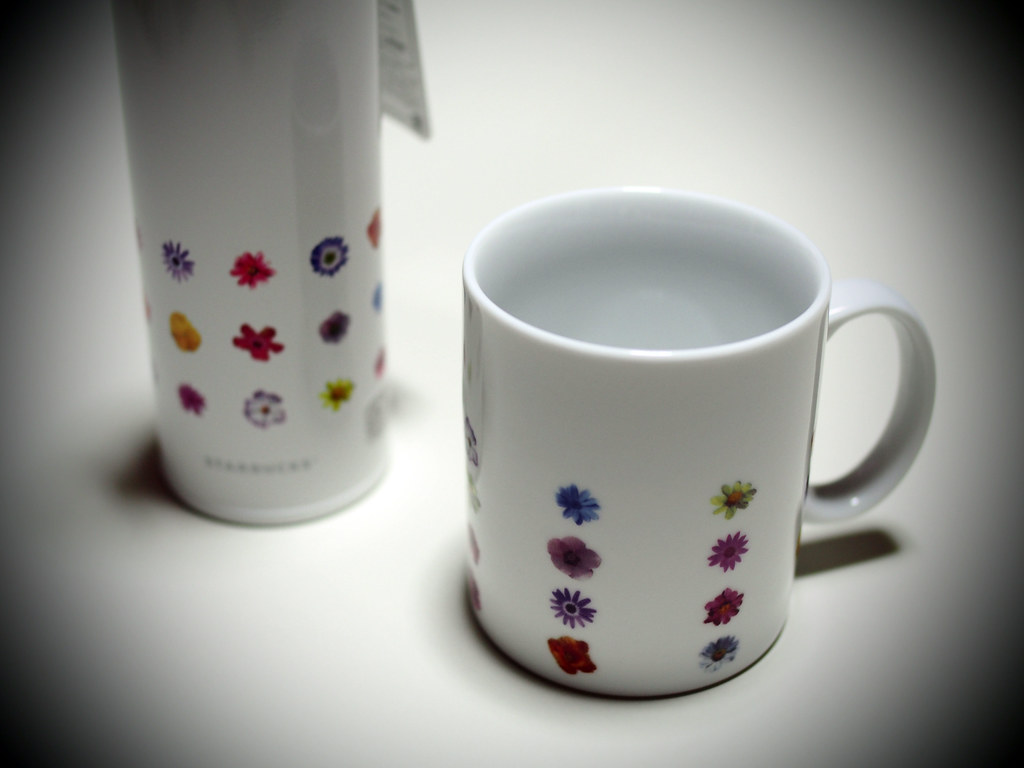 Handy Stainless Bottle Flower , Flower Mug | fragment design