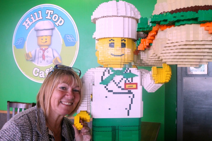 Hill Top Cafe Legoland Windsor