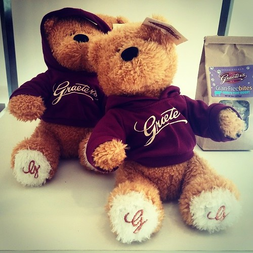 How cute are these lil bears in their #Graeters hoodies? #LivingInTheCin #SUMMERinCINCY