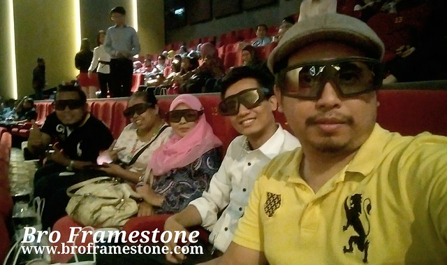 Petronas Movie Day Out - Transformers