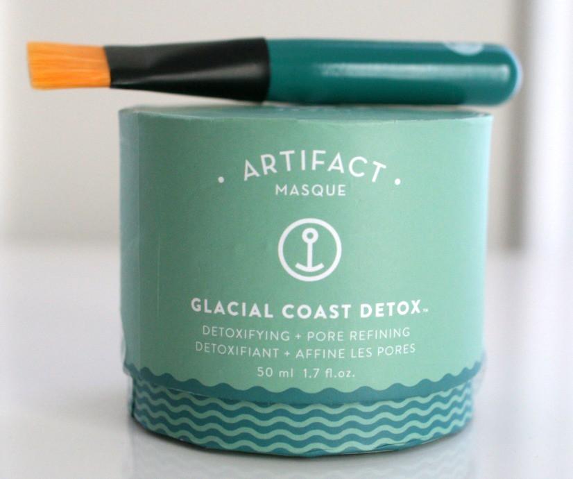 artifact-glacier-coast-detox-2, artifact skin co
