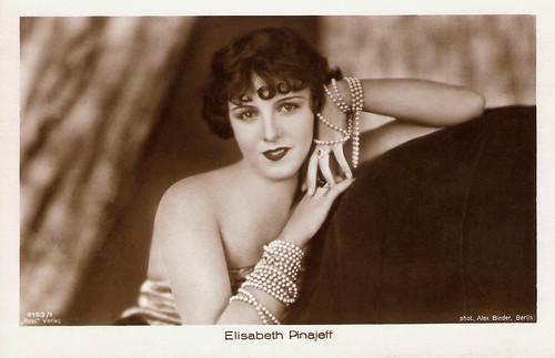 Elisabeth Pinajeff