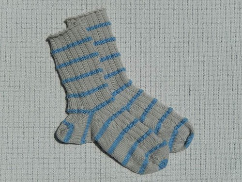 Bricks and Tiles Socks FO