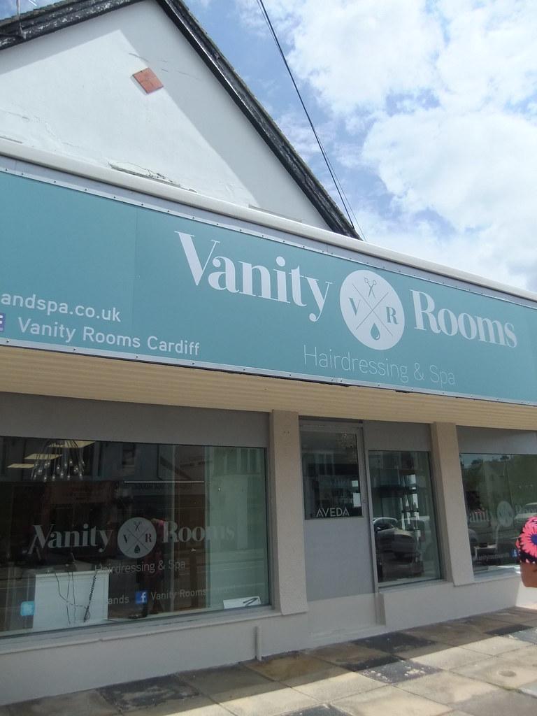 Vanity Rooms