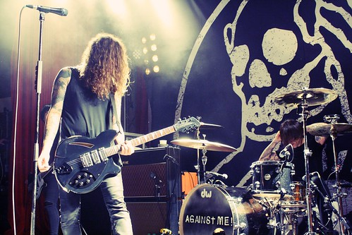 against me! at lido