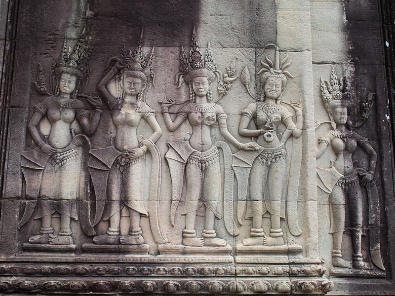 Apsara ladies
