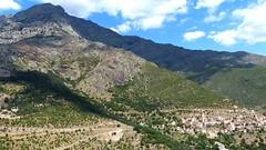 Le village d'Ascu