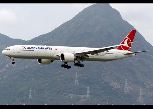 B77W - Boeing 777-3F2(ER)
