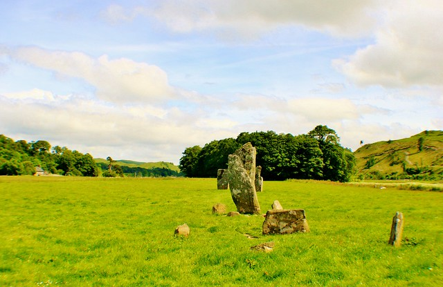 Nether Largie Stones, Kilmartin Glen, Scotland