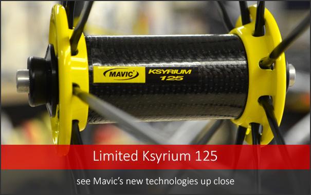Mavic's new Ksyrium