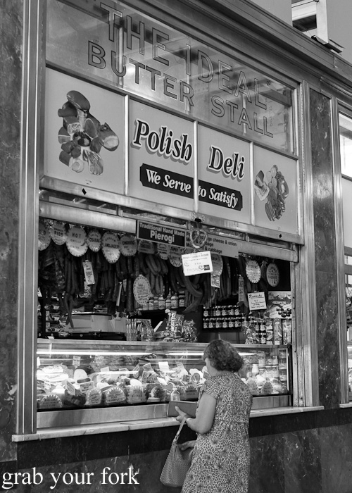 Polish Deli at Queen Victoria Market, Melbourne