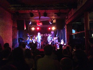 Hey Sholay @ the Cluny - Newcastle.  Sorry not the best quality!!!