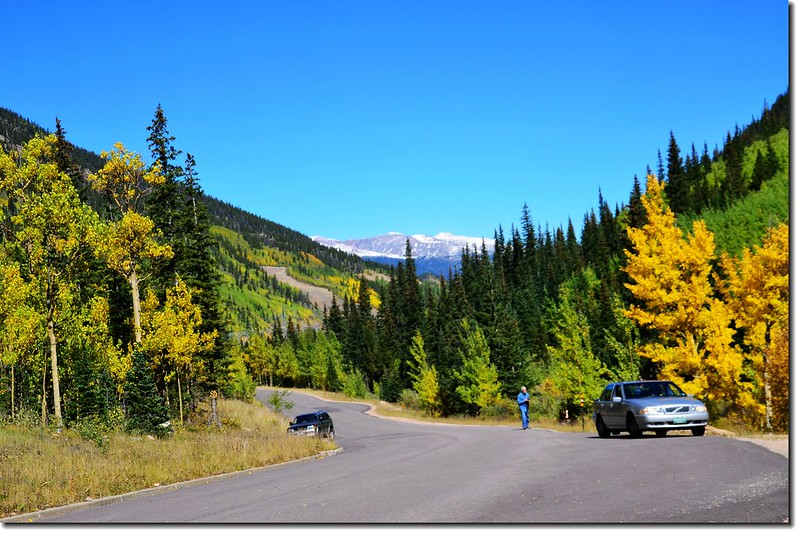 Guanella Pass in Fall, Colorado 2