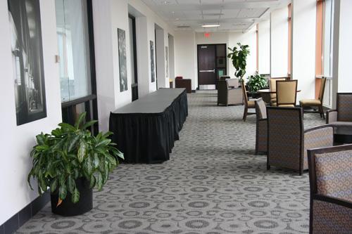CMU Mississippi Room Lounge
