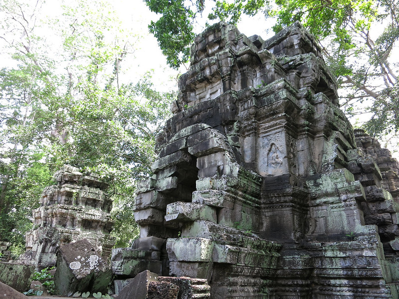 Nearest Used Tire Shop >> Exploring Cambodian Temples with Angelina Jolie (In Spirit ...