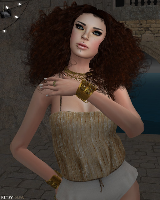 Hair Fair - Hot Summer Nights (New Post @ Second Life Fashion Addict)