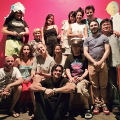 Last post from CAFCA :: goodbye party :: it was amazing few years : ) Thanks guys, love you!