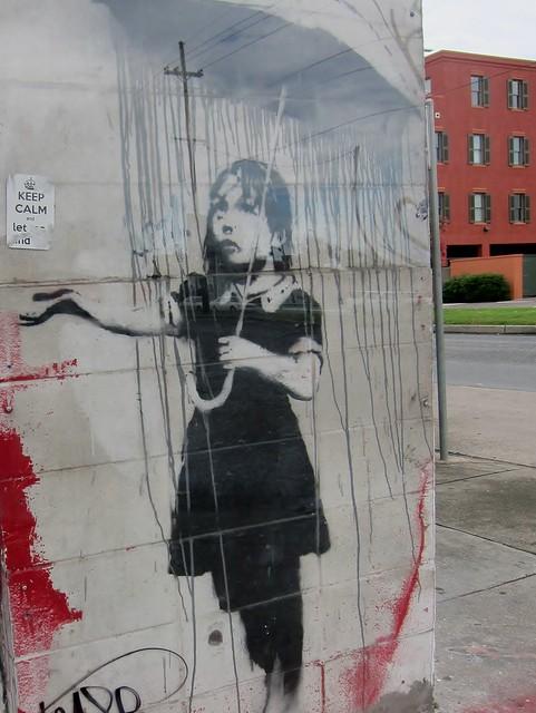 Banksy (explore)