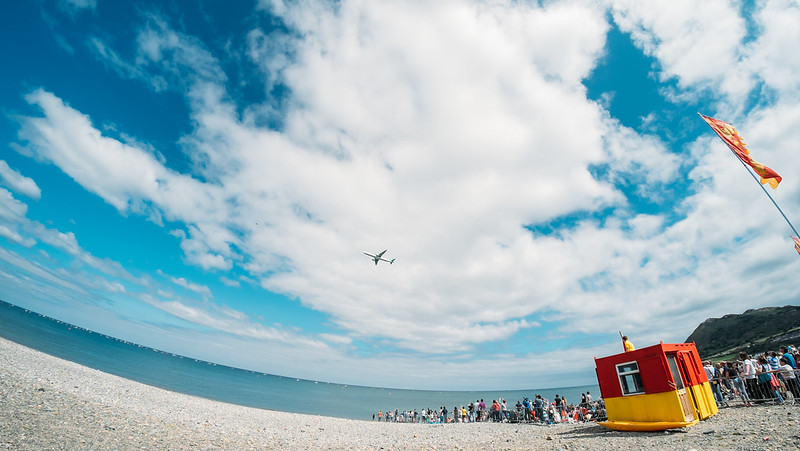 Airshow in Bray