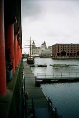 Albert Dock, River Mersey