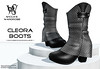 "Wicca's Wardrobe - ""Cleora Boots"" [Couturiers Docks Exclusive Release July 2014]"