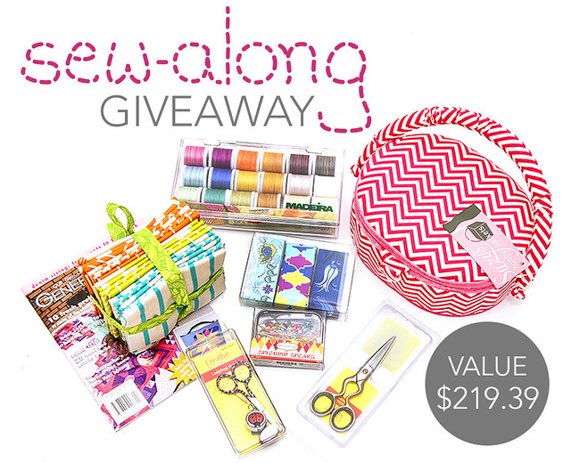 Sew-Along giveaway