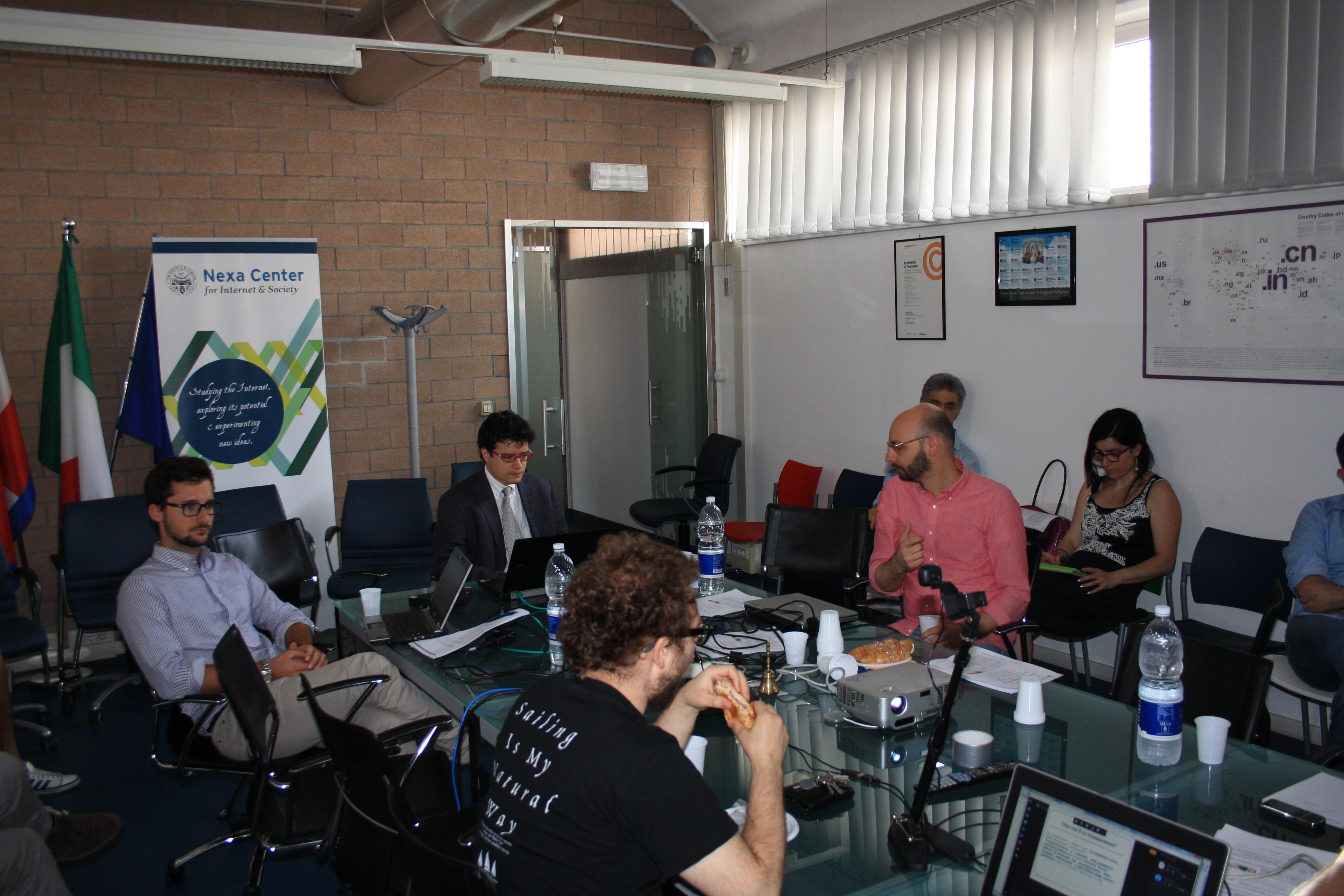 23° Nexa Lunch Seminar - Hackathon sulla trasparenza dell'uso delle risorse pubbliche